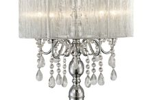 Lampy krystal