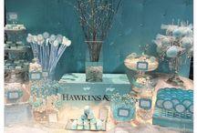 Party | Tiffany Theme