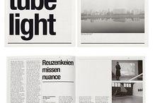 Graphic Design - layout