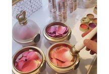 Flower cosmetics