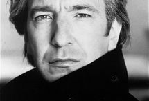 "Mister Gentleman / Remembering Mr Rickman  ""If people want to know who I am, it is all in the work."" - Alan Rickman"