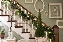 House Decor Ideas / Ideas for decorations in the house