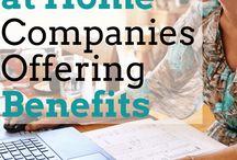 Jobs with benefits