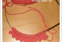 Avviamento maglia