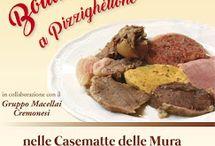 Il Gran Bollito Cremonese tra le mura 3-4 febbraio Pizzighettone (CR)