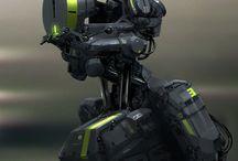 Robotic Characters