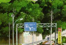 Illustrazioni riguardanti il Giappone