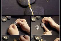 Ζωγραφική σε πέτρες-11