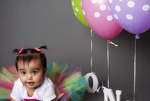 Lenaes 1st birthday party ideas