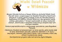 MOK Nowy Wiśnicz Wielki Dzień Pszczół
