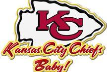 KC Chiefs / by Lisa Dixon