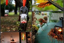 Fall/ Halloween Decorating Ideas / by Stacie Czech