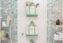 """Organization & Storage Ideas / by Donna """"Chrissy"""" Falloon"""