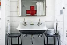 Bathroom / Planning on redoing my bathroom at some point.  Hope this pins down how I want it to look.