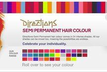 La Riche Directions hair dye