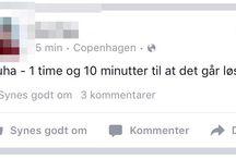 Opslag på Facebook af slagsen man bar' ik' ka' få nok af