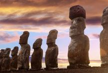 Santiago and Easter Island Escape Tour / Uncover the mysteries of Easter Island and immerse yourself in the colour and bustle of capital Santiago in this 8 day experience.