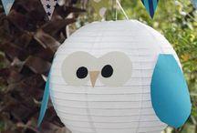 Owl *FIRST BIRTHDAY* ideas