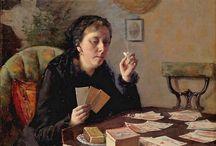 Finnish golden age painters