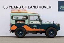 LandRover / LaRo Series & Defender Range Rover Classic Disco Classic