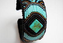 turkusowa biżuteria