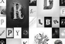 Typo / Typography inspiration
