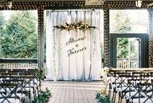 Ślub Dekoracje