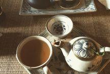 Coffee and Tea ❤
