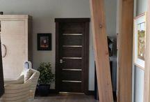 Doors by Benham Design / Custom handcrafted doors by Brian Benham