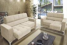 Sofás   Toque a Campainha / Faça a escolha certa na hora de comprar o seu sofá. Afinal, o Rei Absoluto da sala merece ser confortável. Confira no link:http://goo.gl/Zhs2r2