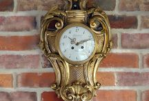 Antique Clocks and Watches / A selection of clocks and watches from London Fine Antiques