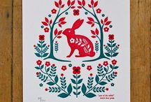 Folklore design / by Kate Cornish