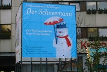 exhibition 2002/2003 - Reutlingen, Germany / Eindrücke der Schneemann-Ausstellung im Heimatmuseum, Reutlingen