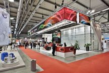 Cib Unigas - Mostra Convegno Expocomfort / Act Events Allestimenti fieristici Exhibition stand display