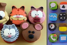 Cupcakes / Cupcakes are always tastier and a ton of fun to eat!