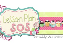 Lesson Plans / by Jane Anderson