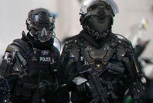 EVR - Military Uniform