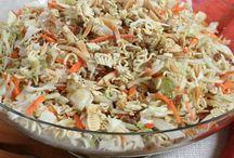 Sides & Salads / by Ashley Hermann