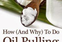 Coconut Oil / Uses for coconut oil
