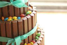 Birthday cakes / Chocolate cake