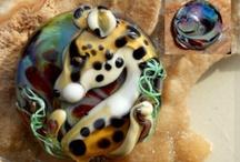 lampworked beads / by Karen Millsap