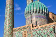 Travel: Uzbekistan