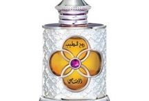 Concentrated Perfume Oils / The Queen of Adornment