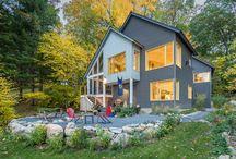 Growing a house...Monkton