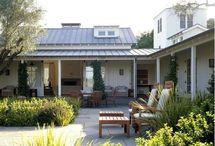 House Build Ideas - outside