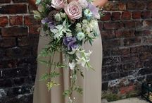 Winter wedding - The Hampshire Flower Studio