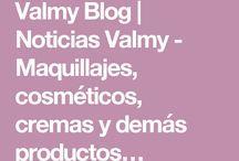 Blog Valmy / Descubre todo el contenido que tenemos para ti sobre maquillaje, uñas, cabello y cuidados del cuerpo en nuestro blog www.valmy.com/blog