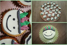 my own cakes! / Taart cake