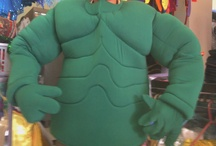 Fancy Dress Costume - Superheroes / Superhero costumes