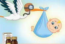 Gravidanza e allattamento / Integratori naturali Dr. Giorgini contenenti piante e nutritivi utili per soddisfare l'aumentato fabbisogno nel periodo della gravidanza e dell'allattamento.